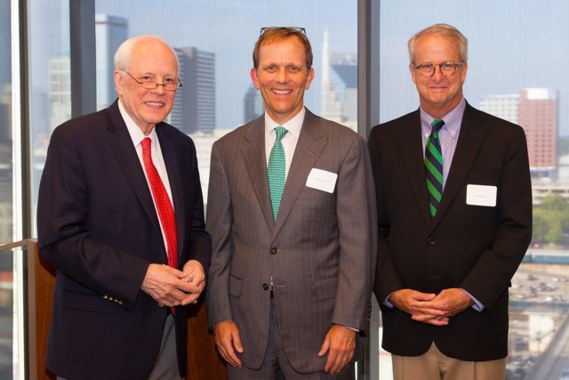 Then John Dean and I started lecturing nationally about Watergate and legal ethics, starting in 2011. We have done over 150 programs across the U.S. to talk about his role as White House Counsel to a very difficult client. See   Watergate CLE   website here