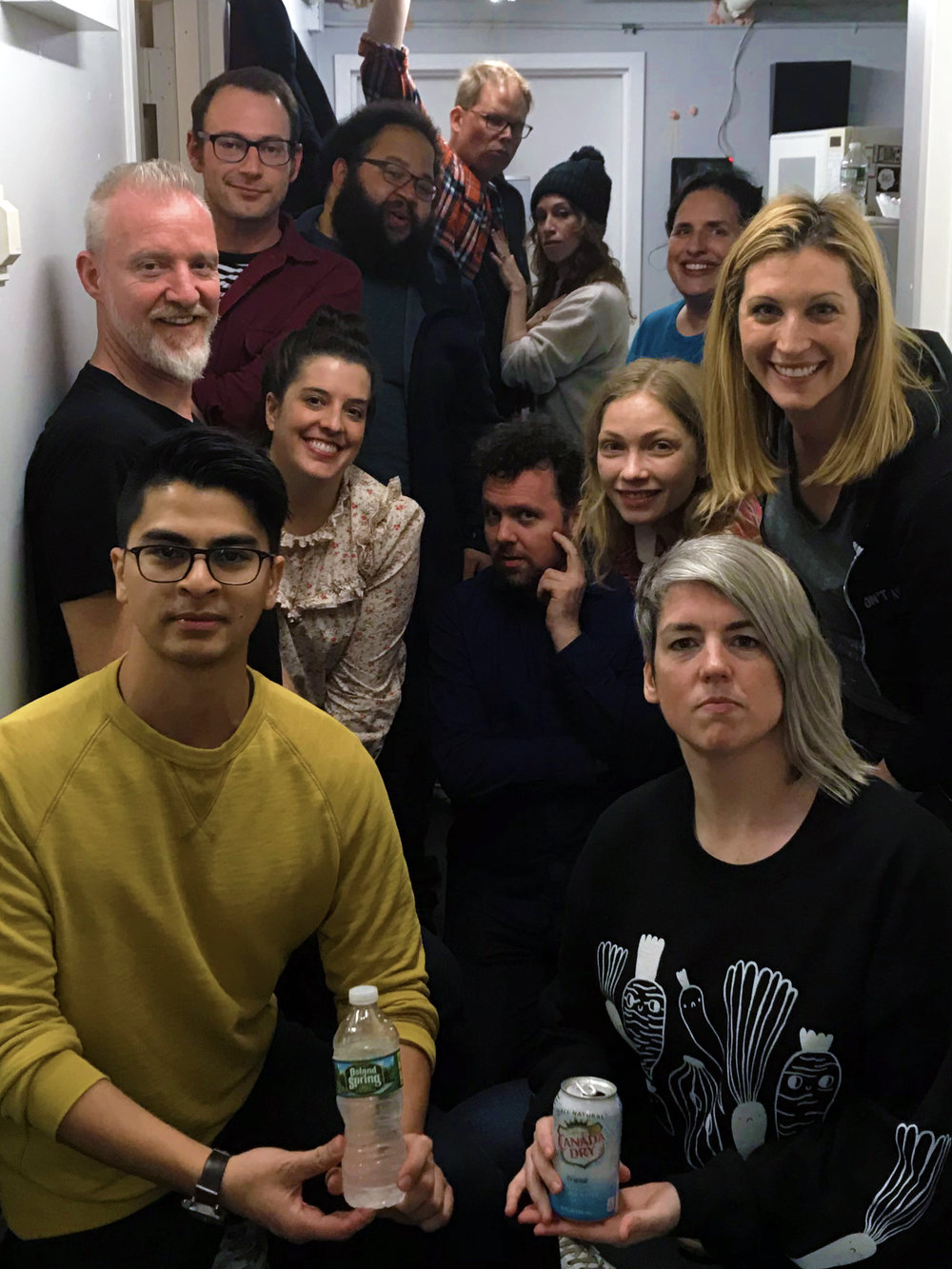 Monologists: Chris Barron, Tavi Gevinson