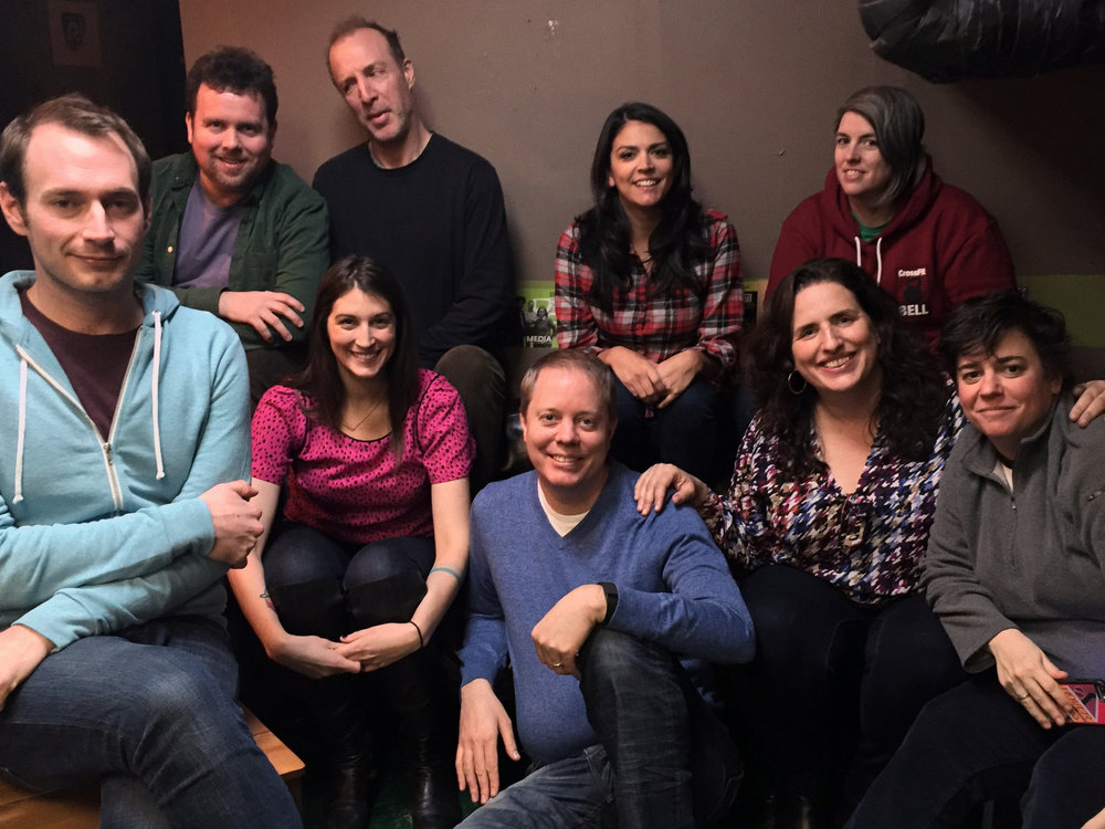 Monologists: Bryan Tucker, Cecily Strong
