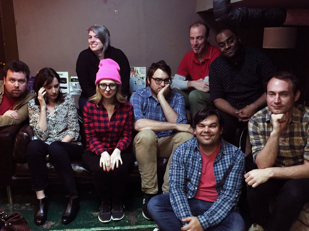 Monologists: Jonah Ray, Bobby Lopez