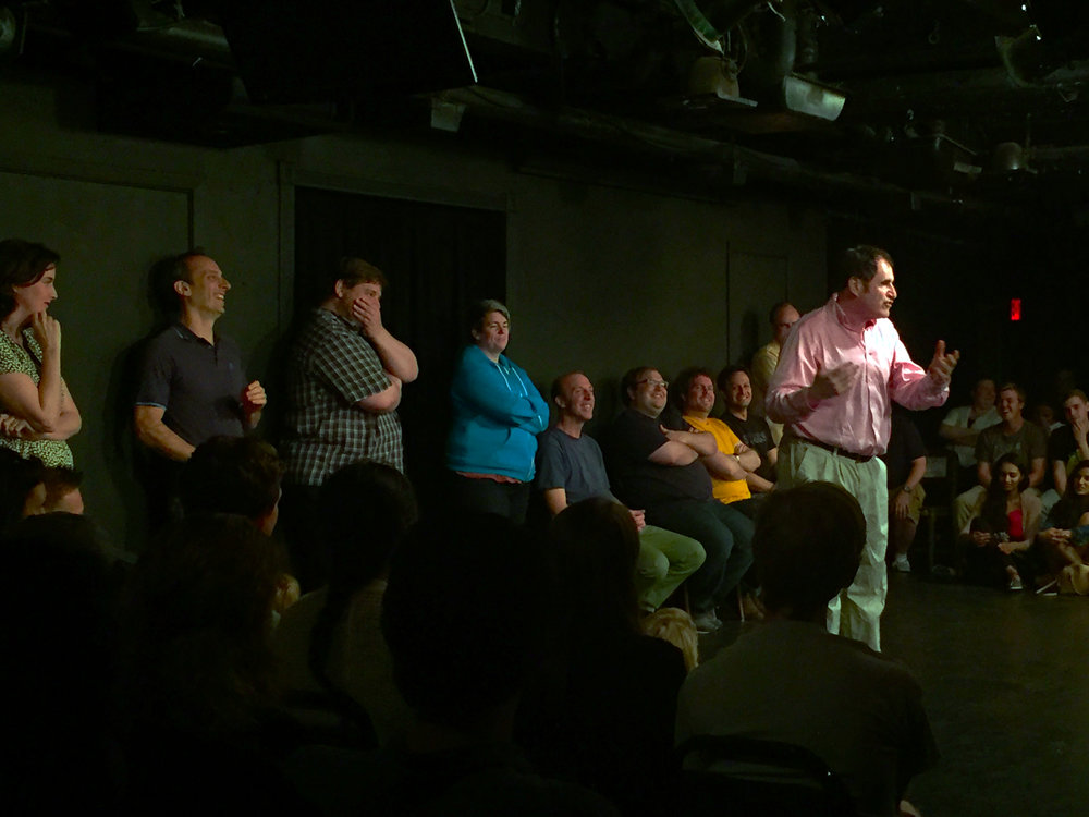 Monologist: Richard Kind