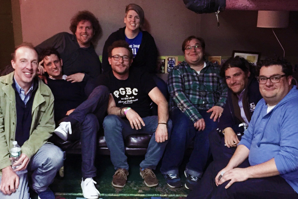 Monologist: James Adomian