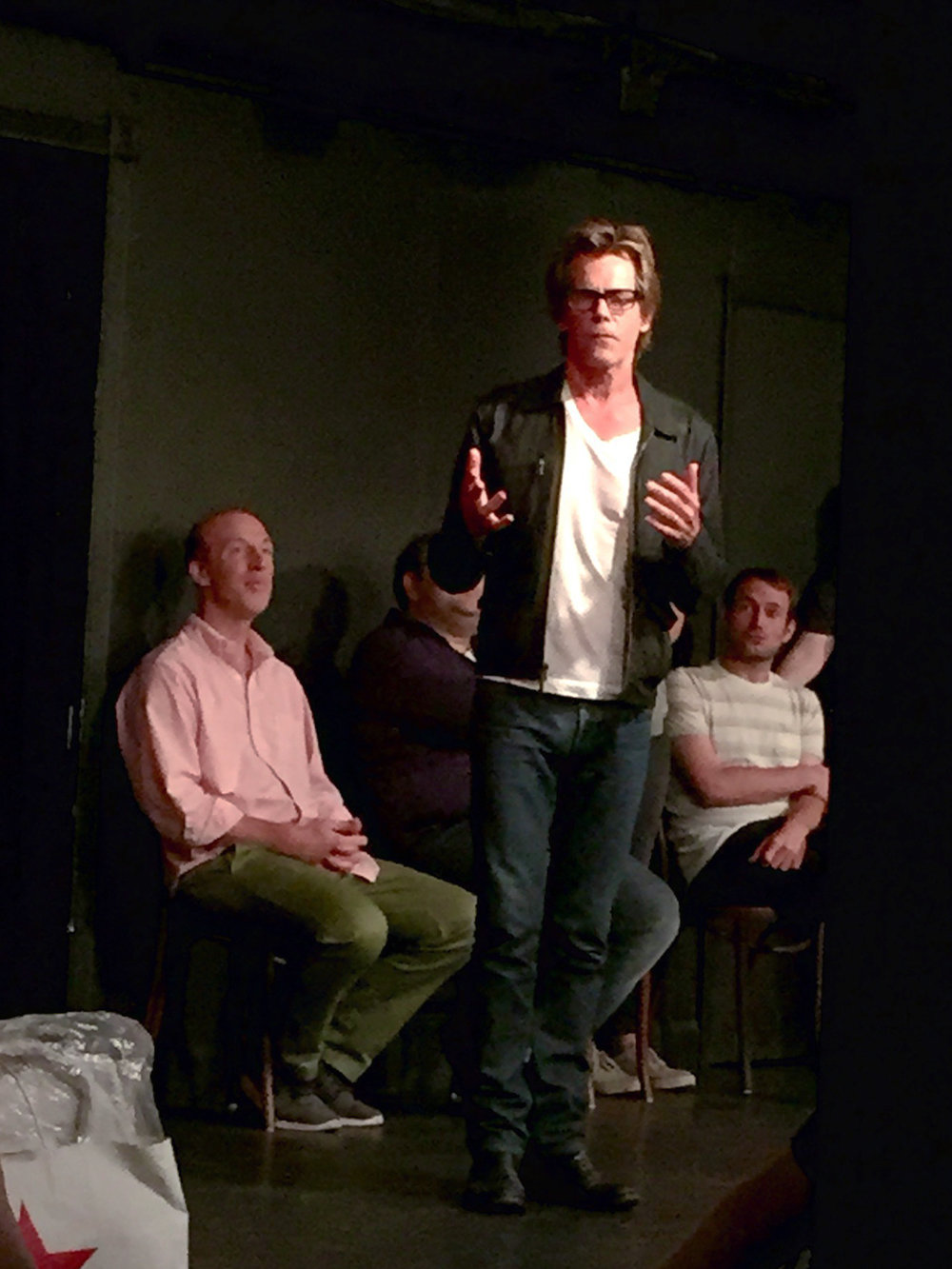 Monologist: Kevin Bacon