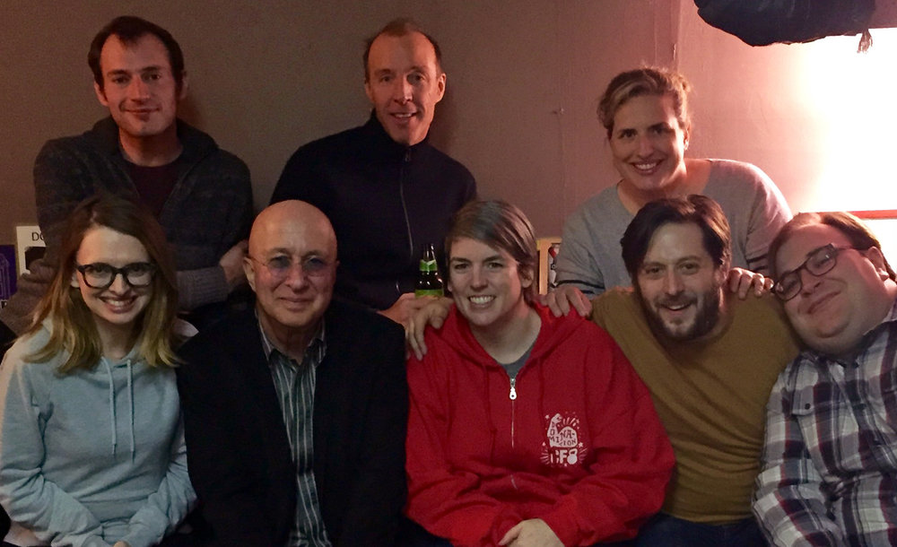 Monologist: Paul Shaffer