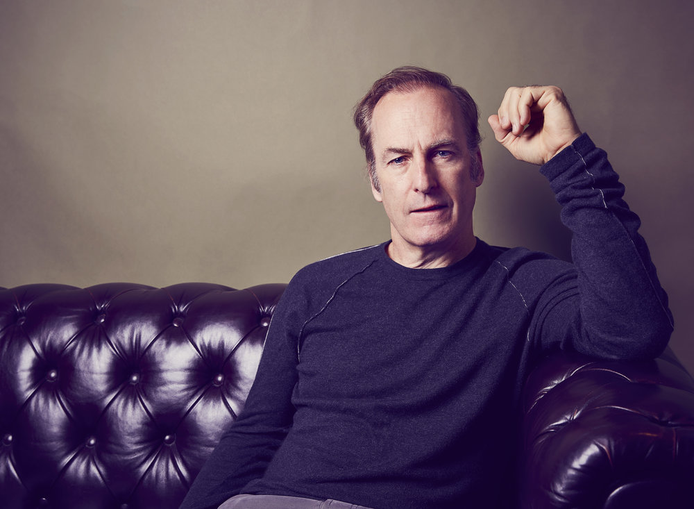Bob Odenkirk   Photo:  Cate Hellman