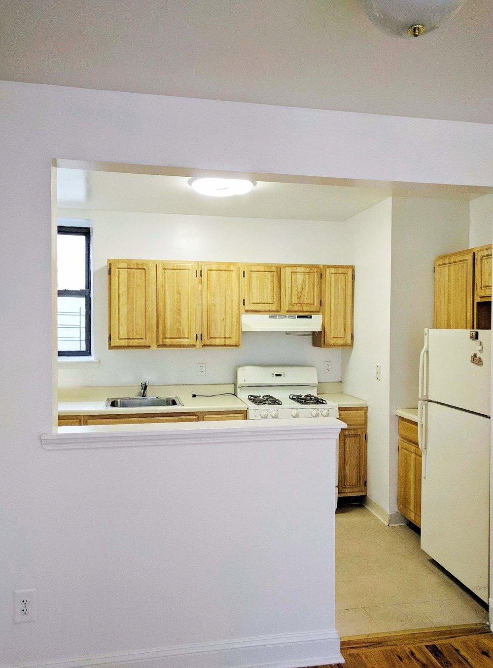 610 W 136 St HDFC Kitchen 2