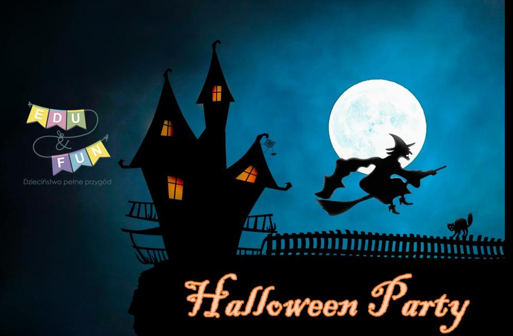 Cukierek albo psikus! 🎃🎃🎃 - Straaaasznie zapraszamy na imprezę Halloween!