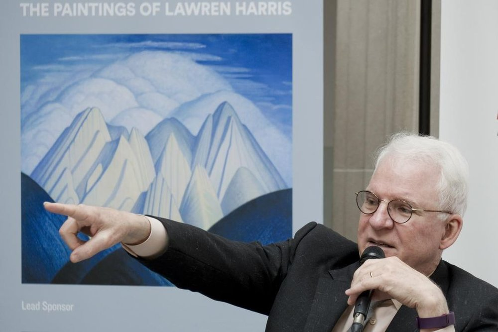 Paintings by the Group of Seven, of which Steve Martin is a fan, attract many buyers at art auctions. (Keith Beaty / Toronto Star file photo)