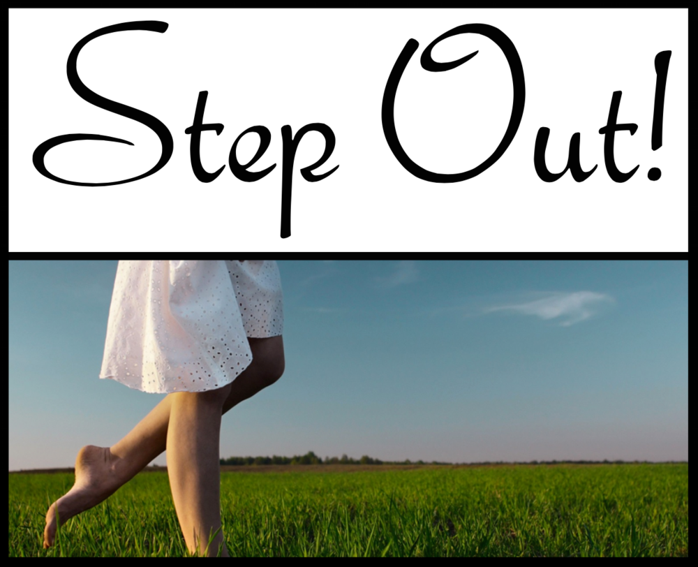 Step Out - Teen Girls' Bible Study