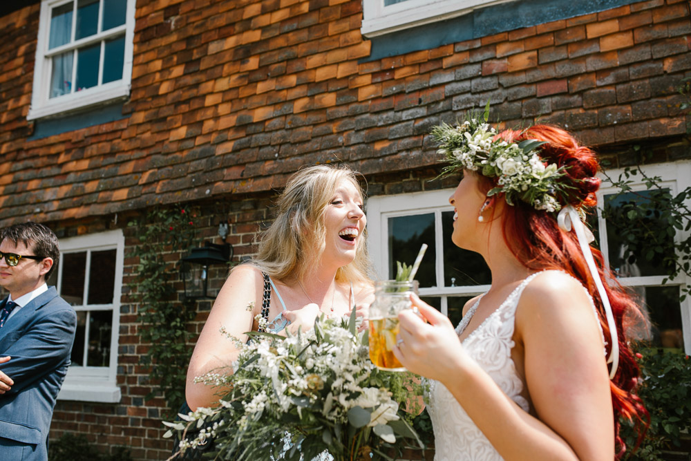 The Red Barn Lingfield, Flower crown, Danielle Victoria Photography-50.jpg