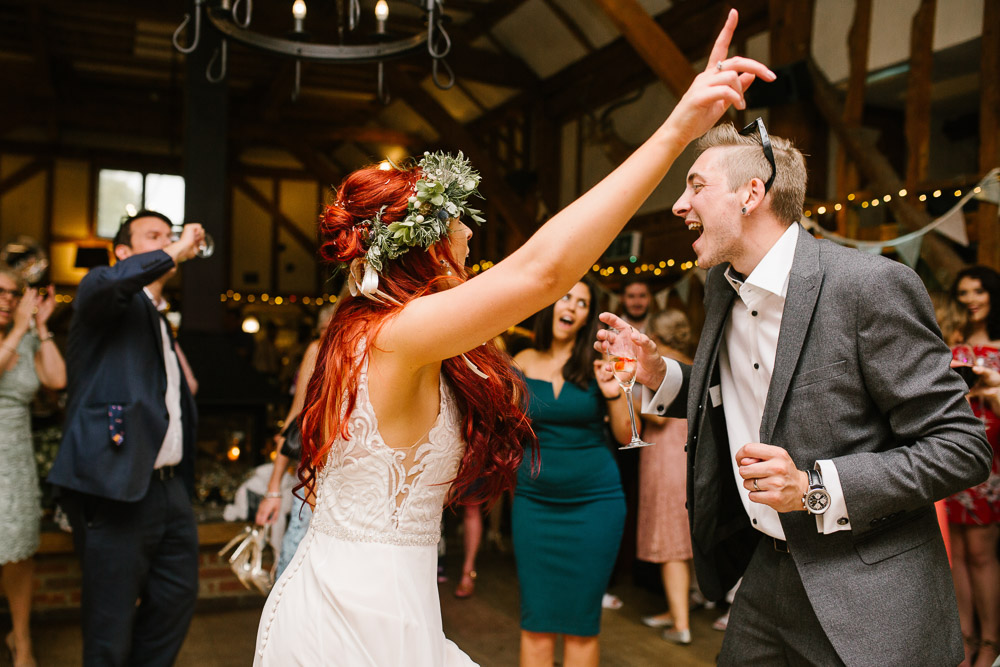 The Red Barn Lingfield, Flower crown, Danielle Victoria Photography-143.jpg