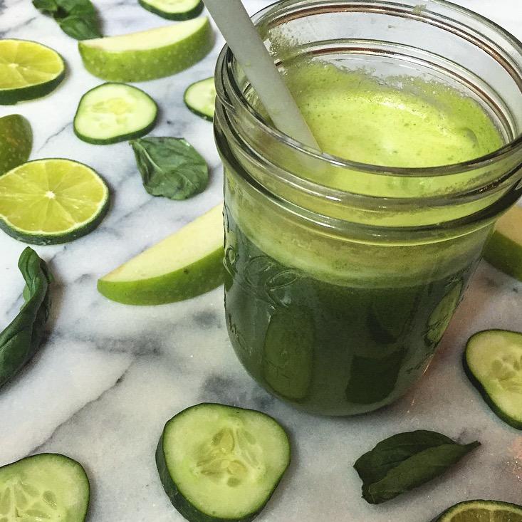 Cucumber Cooler -