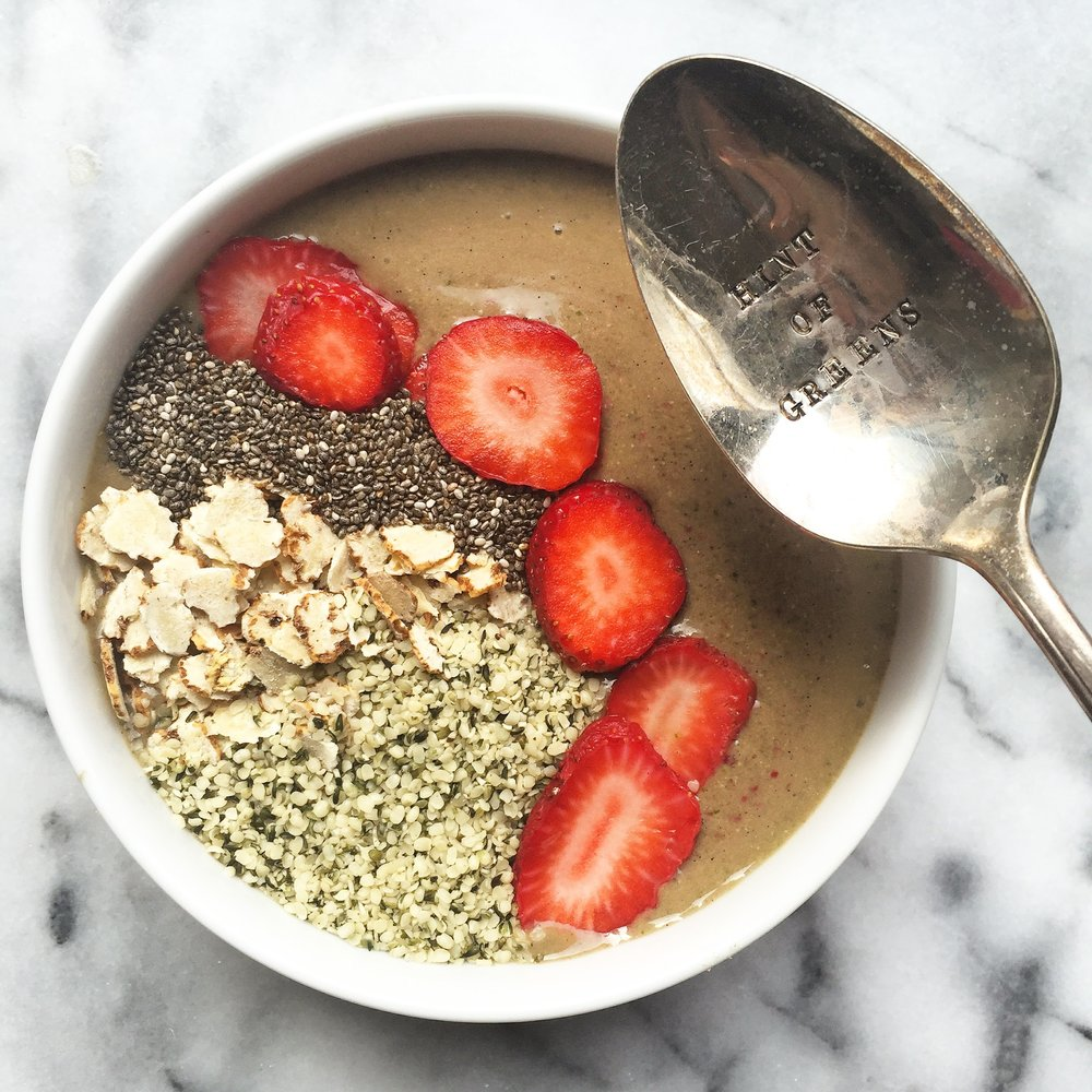 Buckwheat Health Bowl -