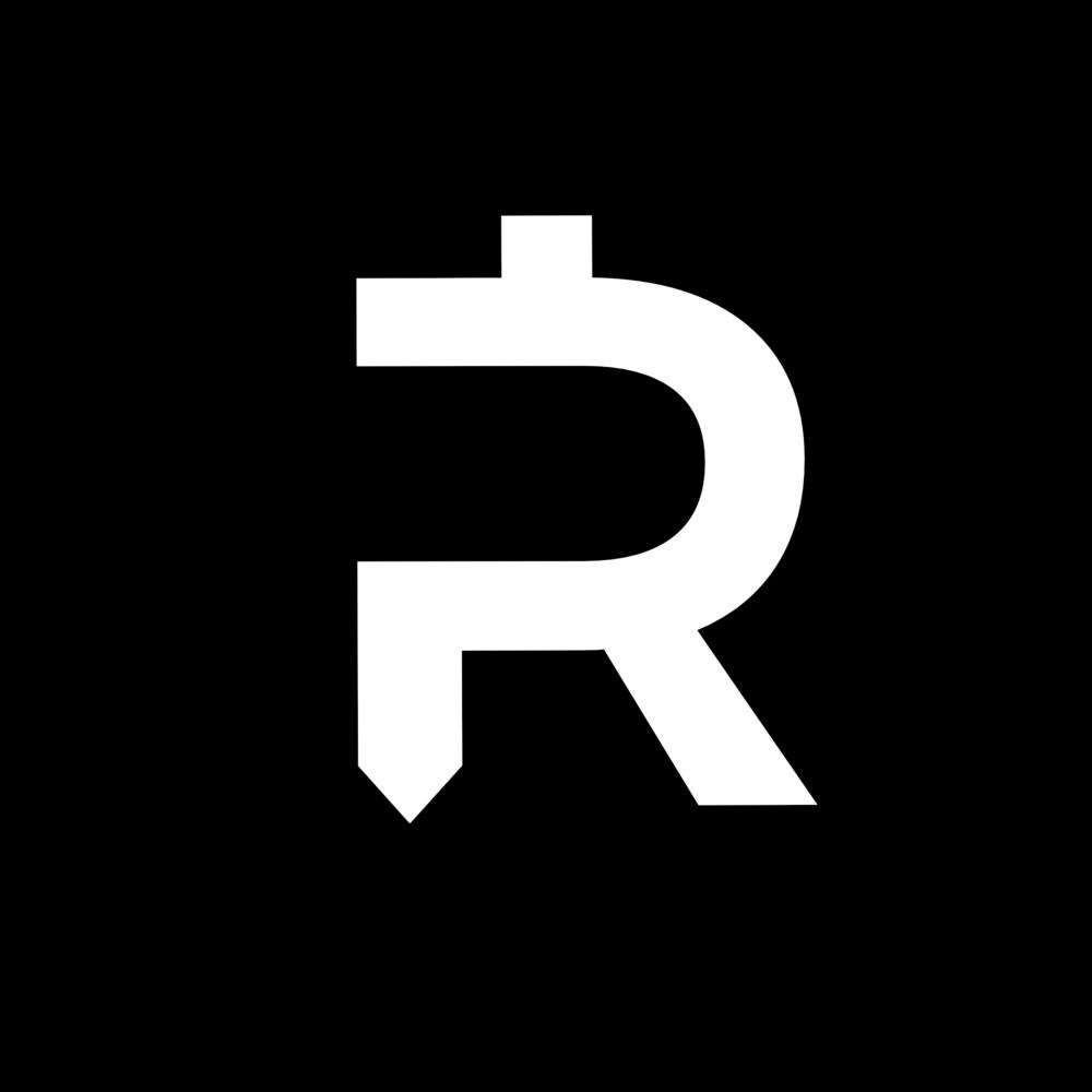 Black and White Logo / Icon