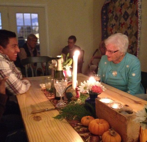 Antonio Thanksgiving w Velma.jpg