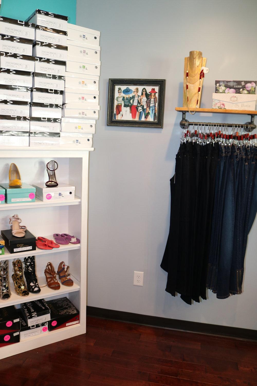 L'Amour Chic Boutique Shoes