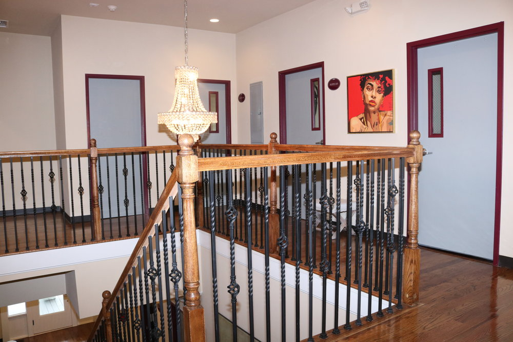 Second Floor L'Amour Chic Suites of Fayetteville