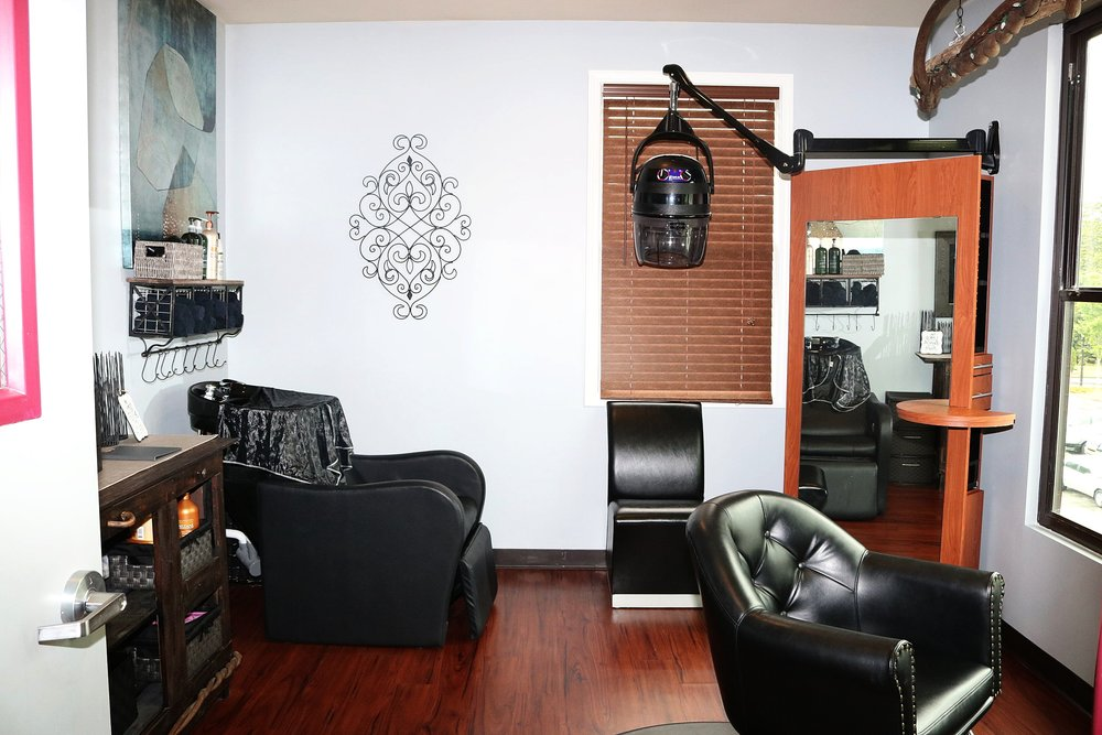 Customize your fayette salon suite