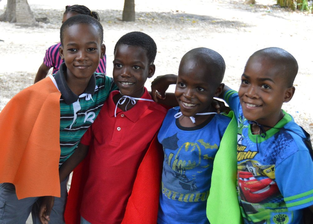 Who We Are ... - We are a non-profit in Wilmington, North Carolina that helps an orphanage in Bon-Repos, Haiti which has 31 children and young adults living there. ECHO Haiti helps by giving money for house rent, food, education, medical and other needs. We raise our funds by holding fundraisers, working races and marathons and through generous donors. We are so grateful for everyone who volunteres and donates to our mission of helping these children in Haiti to become the outstanding future of their country.