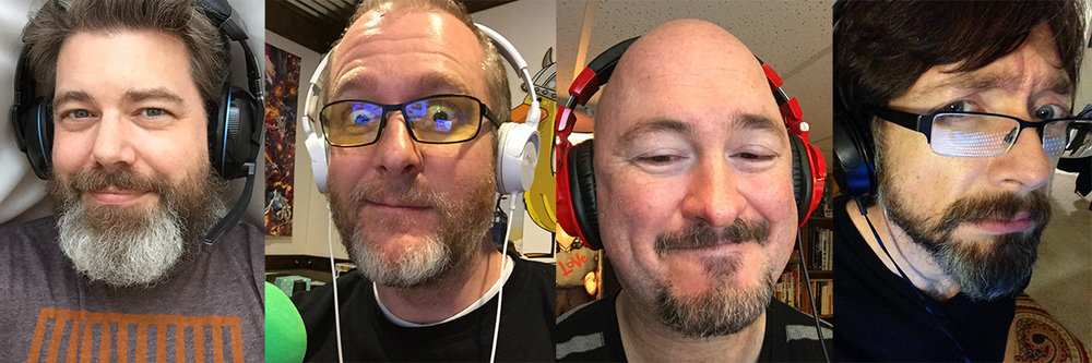 Randy, Scott, Brian Ibbott & Brian Dunaway!