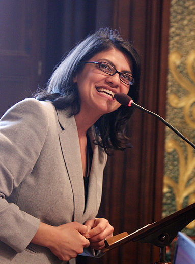 The Honorable Rashida Tlaib