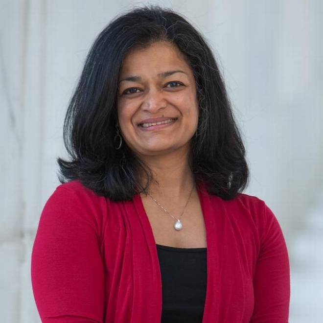 Congressmember Pramila Jayapal, WA