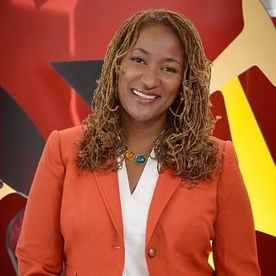 State Senator Holly Mitchell