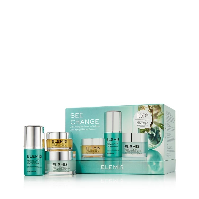 Pro-Collagen Anti-Ageing Skincare System