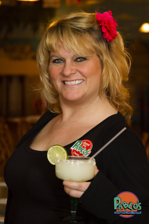 Jenifer Elizabeth Falbo, Owner of Pablo's Mexican Restaurant