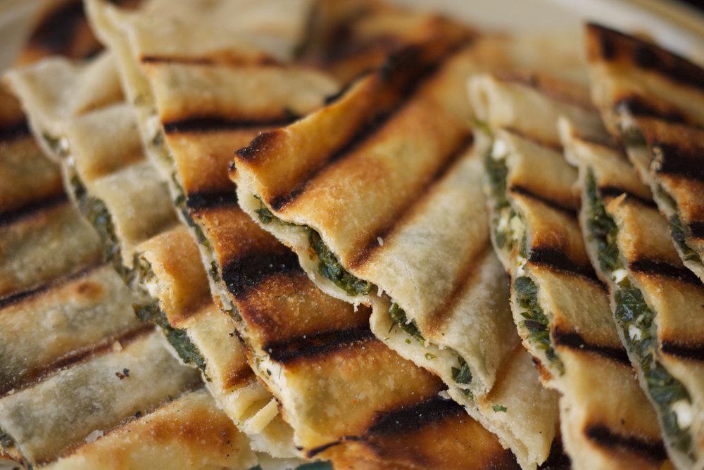 Greek Skillet Pies