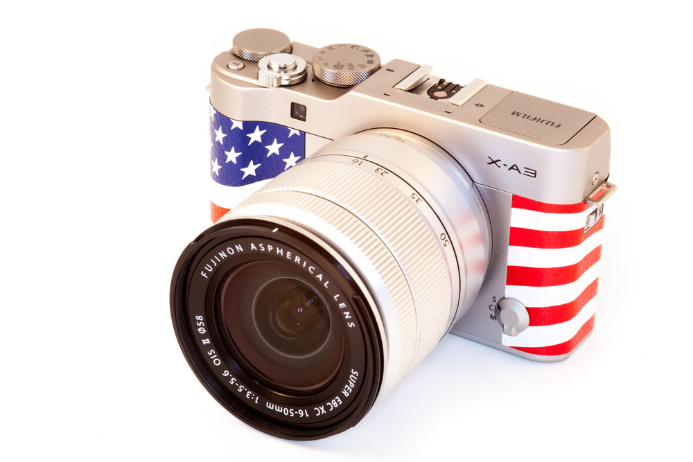 FUJIFilm CAMERA - USA