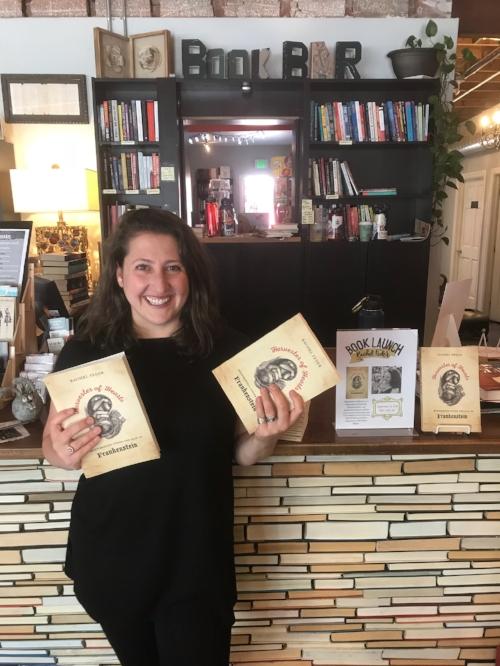 Launching  Harvester  at BookBar Denver