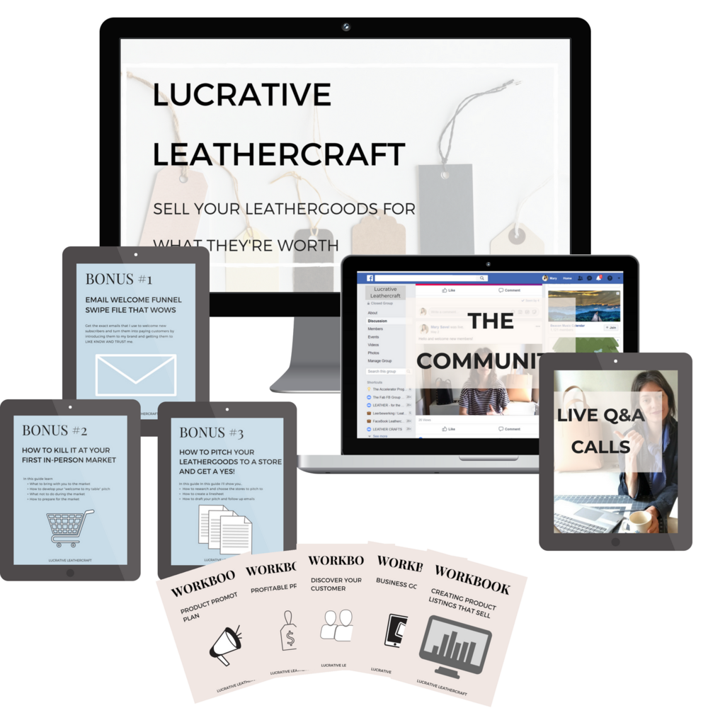 Lucrative leathercraft sales page icons.png