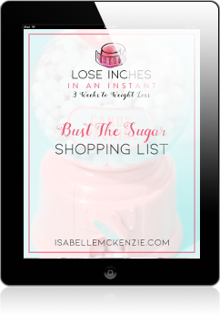 Bust The Sugar Shopping List .png