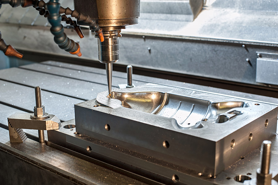 Mold Tooling -