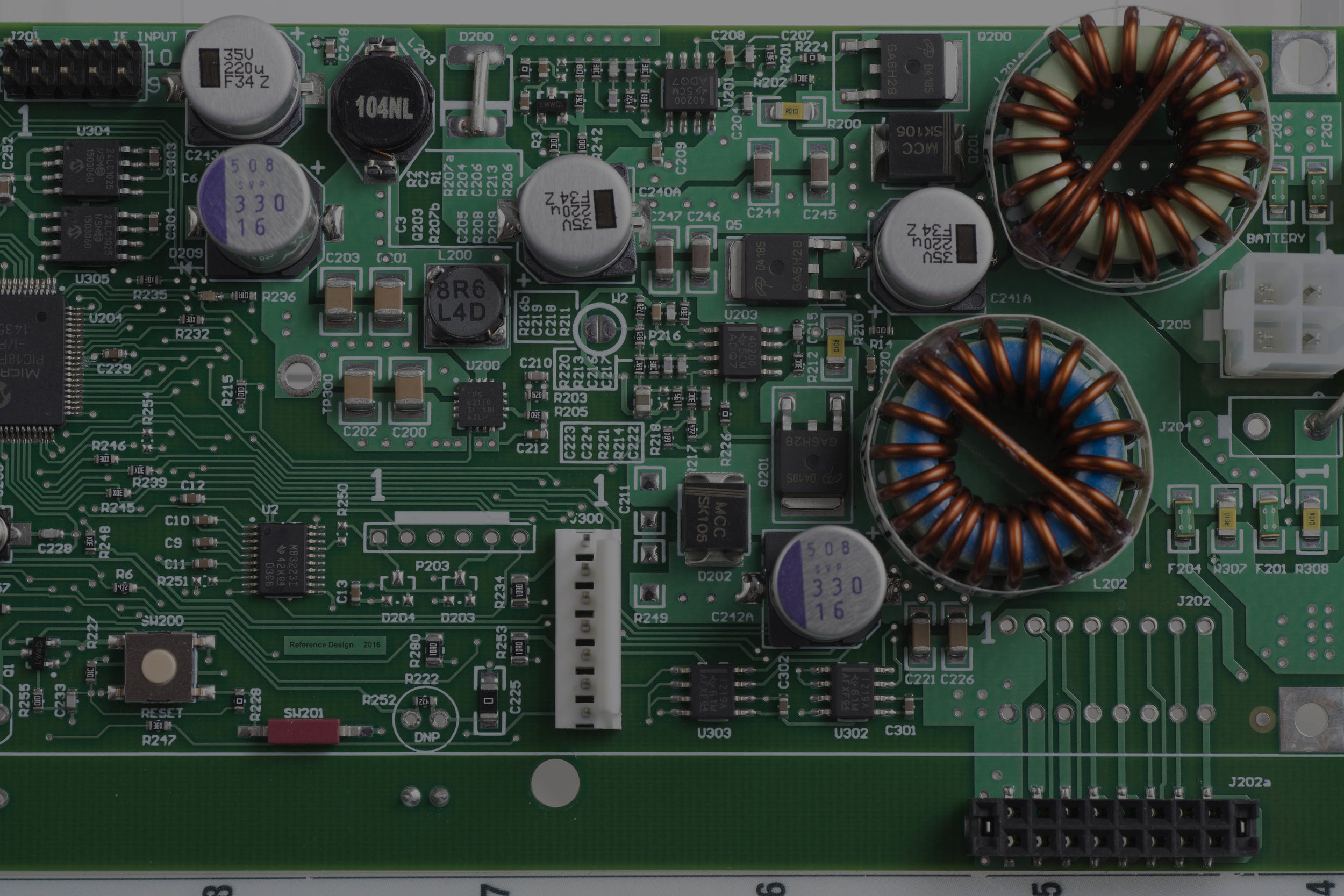 circuit board assembly jaycon systems