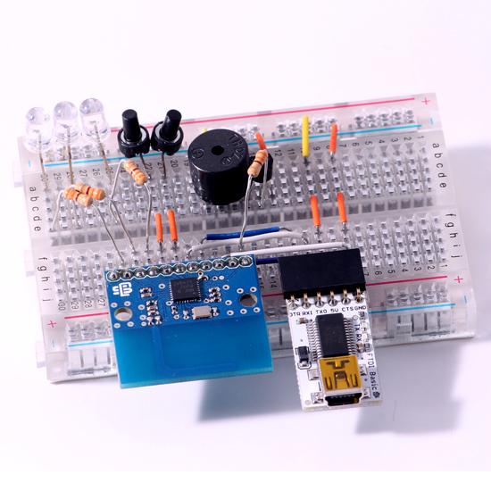 nRF8002 BLE Module
