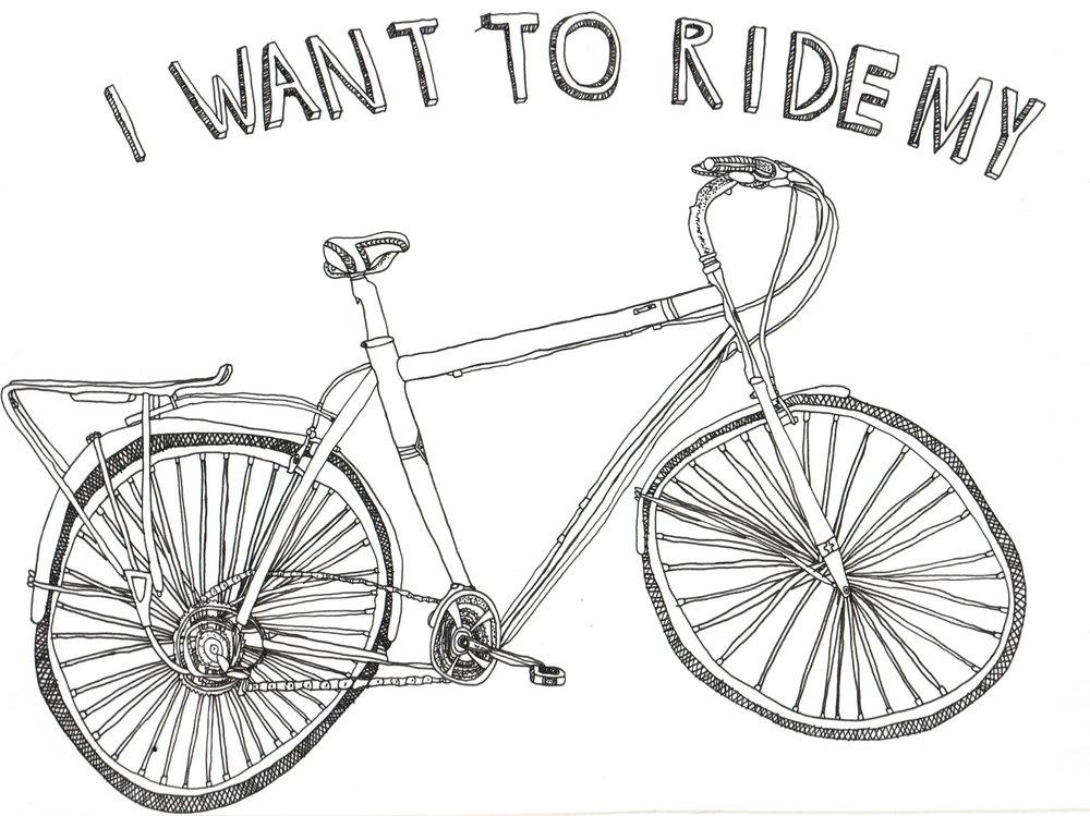 ZACH MABERT, I want to ride my bike, Nov 9, 2018.JPG