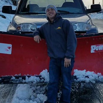 Devon - Lead Installation TechDevon has 15 years of landscaping experience including installations, maintenance and snow removal. He made his way to Arizona from Wisconsin while exploring the country. Devon was raised to take pride in his work and has a natural inclination to go the extra mile.