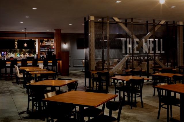 the well restaurant -