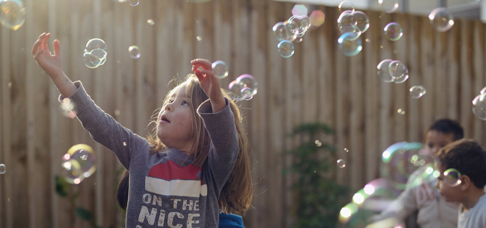The importance of imagination in early childhood