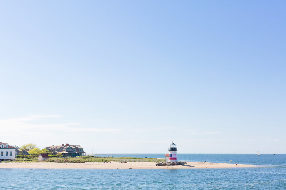 Our trip to Nantucket - We took a brief...very brief... trip to the great island of Nantucket to get inspiration for our 2019 collection!