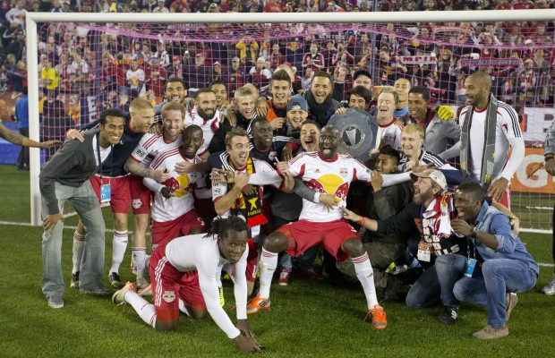 The Red Bulls have had more success since moving to Red Bull Arena