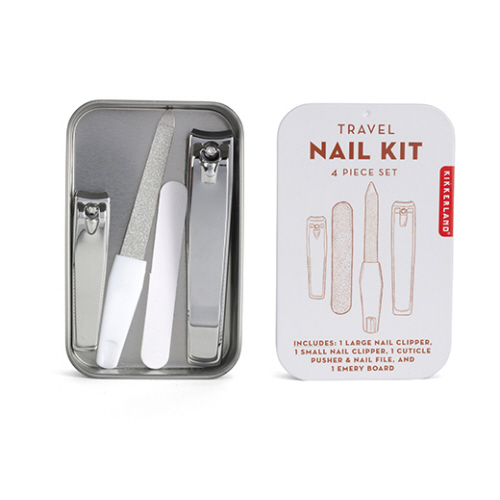 Cutie travel nail kit!
