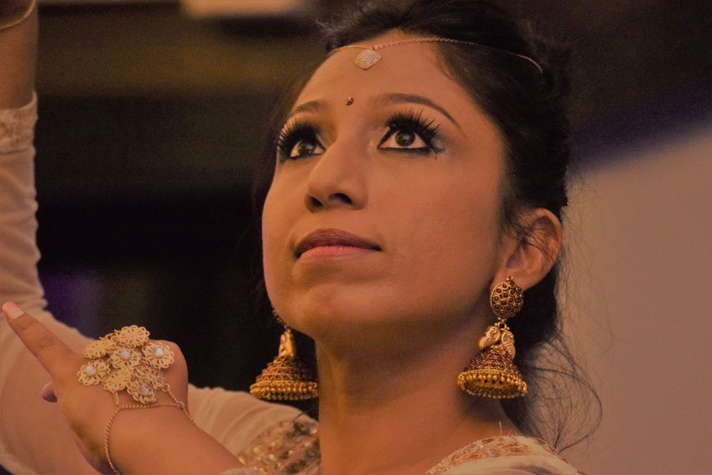 """Lopa Das Roy..Classical Fusion Dance; Song: Try Try Try by Colbie Caillat.. The inspirational dance depicts that """"we don't have to bend until we break"""" ….. we do not have to please someone who only cares about outward beauty and not who we are on the inside… we go through ups & downs in life…. but we need to get deeper into our inner soul and connect with the true essence of who we are!"""