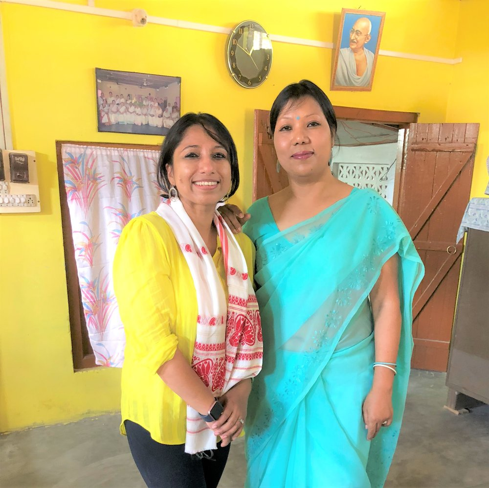 My utmost thanks to Dr. Gayatri Gogoi, Assistant Professor of Pathology, Cancer Researcher Nodal Officer, Assam Medical College, for your collaboration on research.