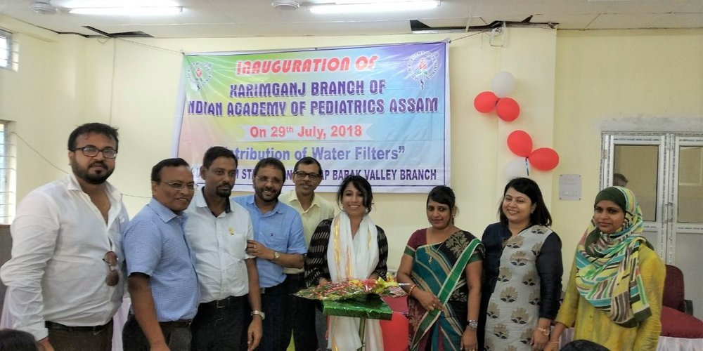 I am sincerely grateful to Indian Academy of Pediatrics (IAP), Barak Valley Branch, Silchar, Assam and IAP Karimganj branch, Assam, for inviting me to talk about Breast Cancer Awareness. Sincere thanks to Dr. Anjan Paul, President, IAP Silchar, Dr. Sadhan Roy, Secretary, IAP Silchar and Dr. Sitangshu Dam, IAP for supporting the cause, and organizing the event!