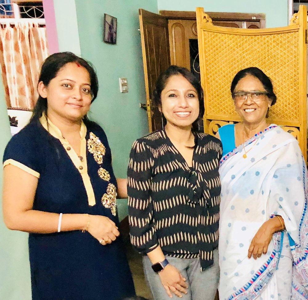 Sincerely appreciate the immense help from Mrs. Tomali and Shibani Brahmachari by connecting me to the Breast Cancer Survivors from Silchar – Mrs. Kalpana Chooudhury, Mrs. Supti Shyam and Mrs. Bithika Nag.