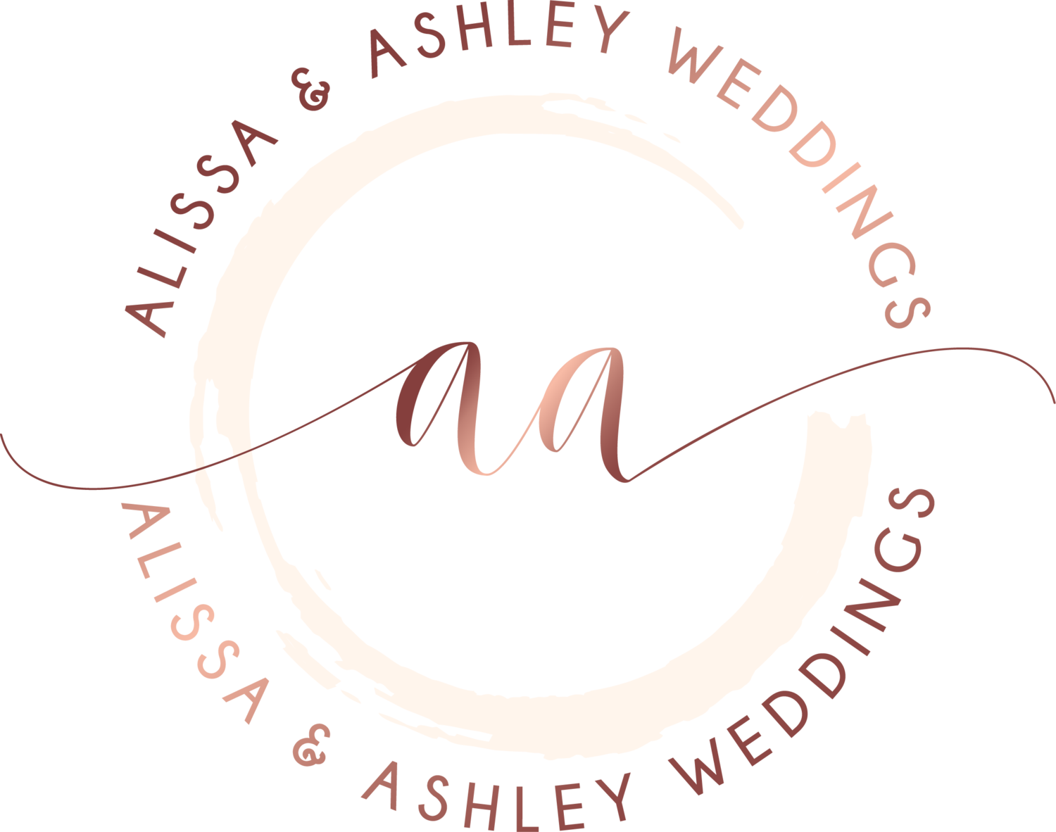 Alissa and Ashley Weddings