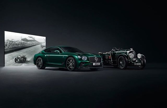 The 2019 Bentley Continental GT Number 9 Edition could be my new dream daily. #bentley